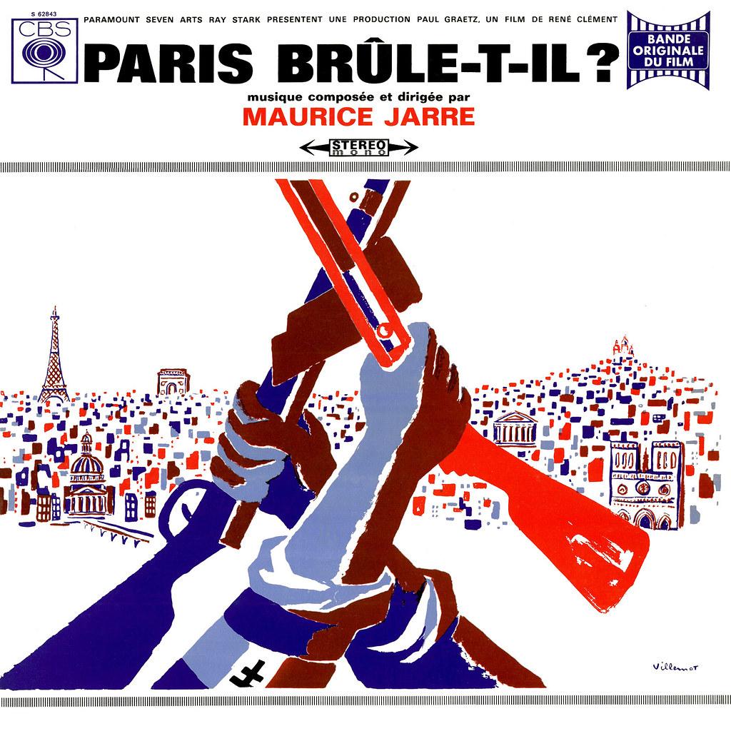 Maurice Jarre - Paris brûle-t-il?