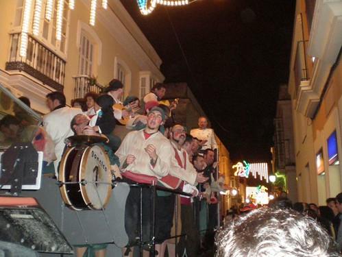 Coro em Porto Real, Cádiz