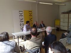 nudgonomics debate at demos