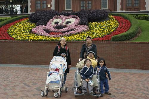 HK Disneyland 01