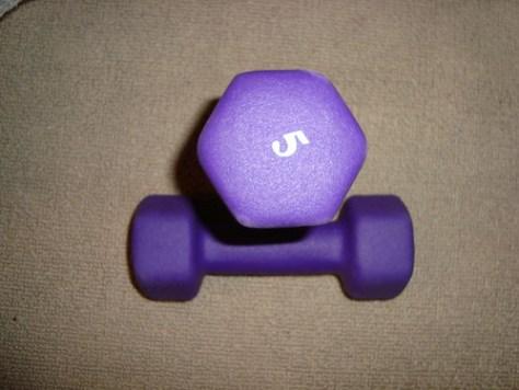 5 lb Purple