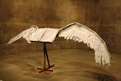Books with Wings, by Flickr user jypsygen
