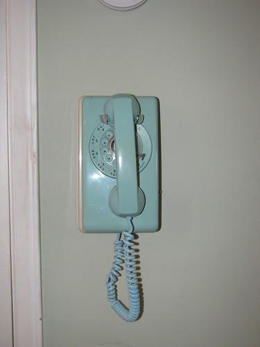 Old School Rotary Phone