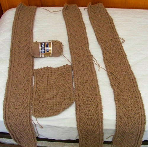 Cable Rerun Afghan #2
