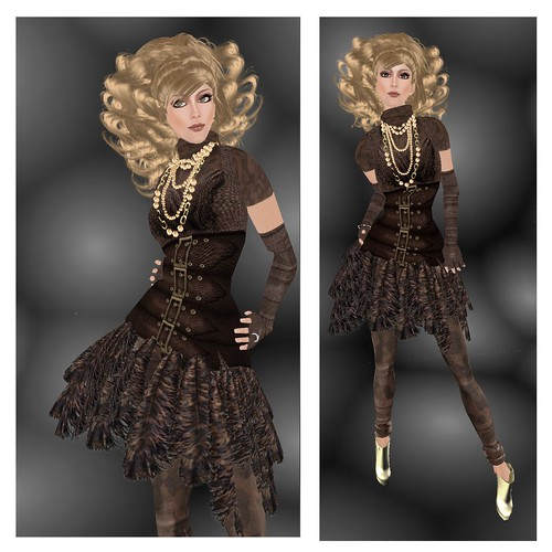 Fann-tastic Look of The Day - Ivalde's Challenge Part 2