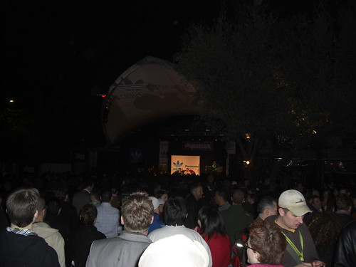 Live Diggnation in Austin at SXSW 2009