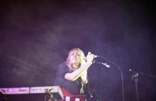 ladyhawke at underage festival