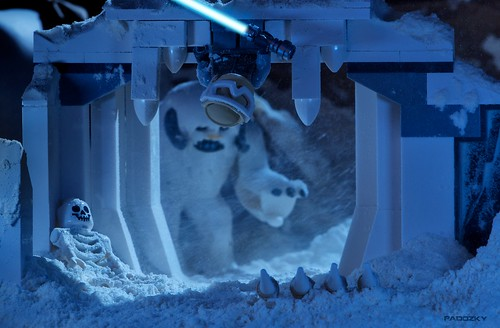 escape from wampa cave