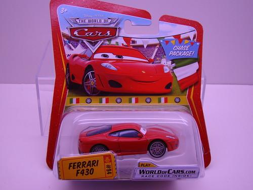 CARS Chase Ferrari F430