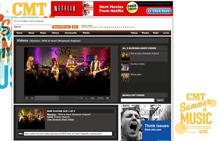 Gloriana at CMT Rhapsody Rocks in Nashville - Video by Resource Group AV, Lakeland, FL, 863 701 2010, Stephen Brown, RG, audio visual, videos, filming, production, tech crew,