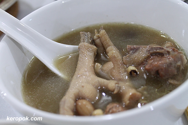 Phoenix Claws and Nuts Soup