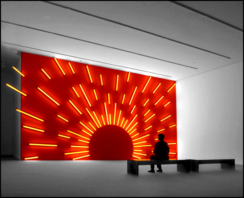 Sun Installation - foto: ImageMD, flickr