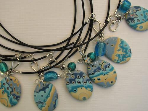 New pendants