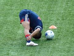 Extreme flexibility