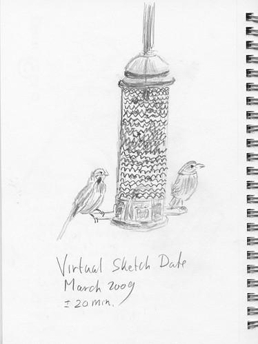 Virtual Sketch Date March 2009