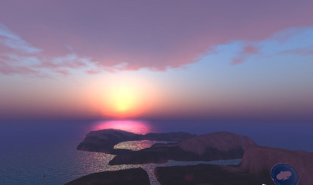 Dawn over Opensim_001