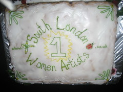 our cake!