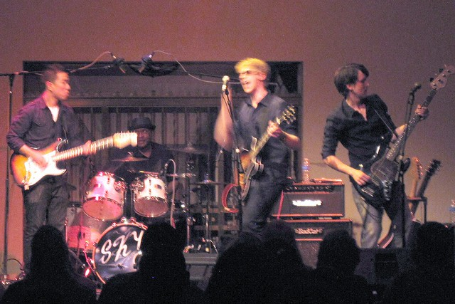 Pete Jacobs Band