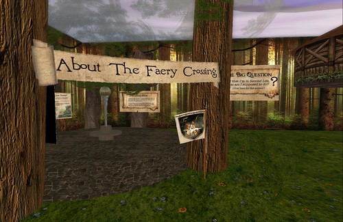 Intro to the Faery Crossing