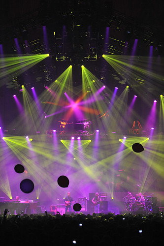 Phish Returns at Hampton Coliseum - Day 1 - Concert by phishfromtheroad.