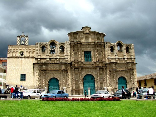 Catedral de Cajamarca (by morrissey)