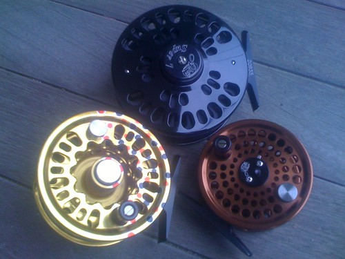 Abel Super Series and TR Reels