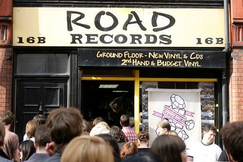 HWCH Launch - Road Records