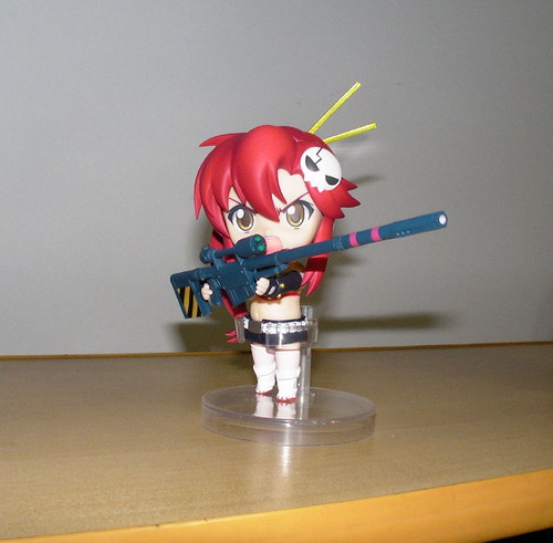 Yoko Nendoroid with Flash