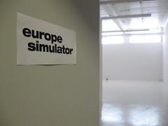 Europe Simulator