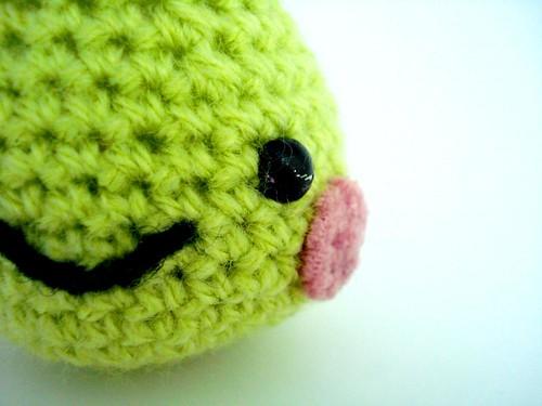 Cute Little Pear