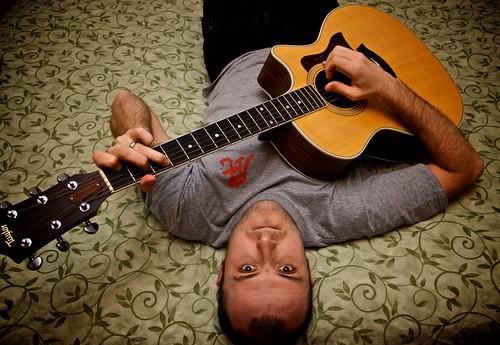 Musician Rob