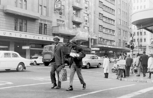 Loveday Street, Johannesburg, 1968