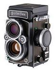 Rolleiflex Twin Lens Reflex camera