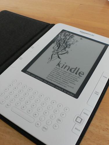 Kindle saver