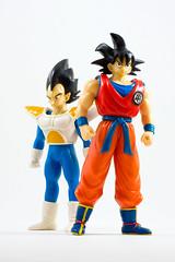 Son Goku & Vegeta Sama