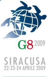 logo_G8 Ambiente Siracusa 22-23-24 Aprile 2009