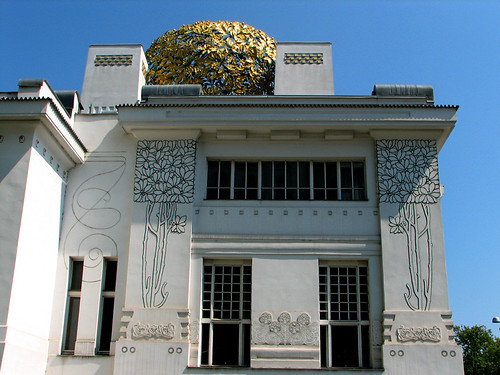 The Secession building by you.