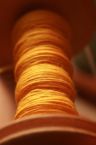 Sunshiny Yellow Merino
