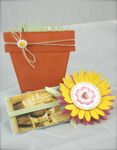 Another shot of psmerkers gift card holder.