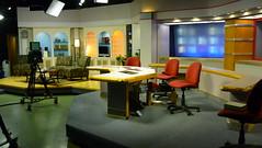 WWNY News Desk & Morning Set