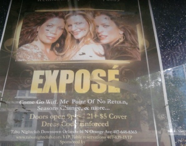 Expose poster