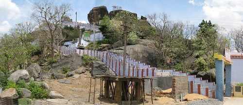 Hill - Side View 3 (by Raju's Temple Visits)