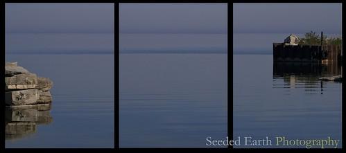 Lake Michigan Triptych