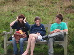 Hannah, Alice & Steven