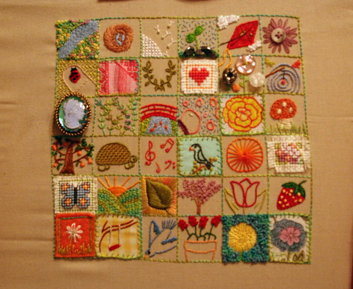 39 Squares - DONE!
