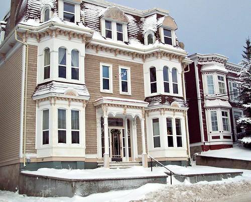 me_nb03m046 House Snow, Saint John, New Brunswick 2003 by CanadaGood