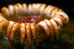 grilled shrimp cocktail