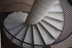Heart shaped spiral