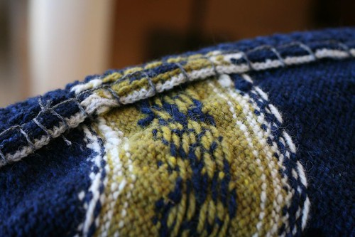 Knitting Jobs Near Me : Fair isle style steeking a quick and dirty tutorial