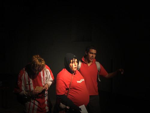 Escena 163, grupo boliviano